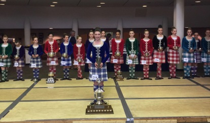 May Championship 2017 Dancer of the Day